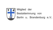 Mitglied der Bestatterinnung von Berlin u. Brandenburg e.V.