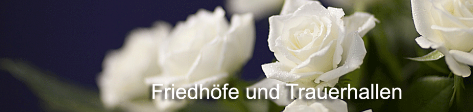 In Kahren bei Cottbus fürt Wolfram Bestattungen Beerdigungen und Urnenbestattungen durch