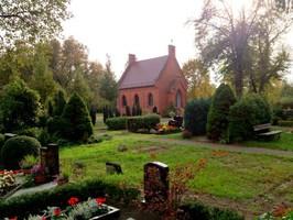 Friedhof Ströbitz in Cottbus