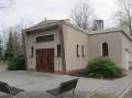 Friedhof Peitz Triftstraße Trauerhalle