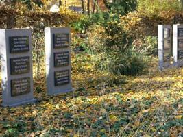 Halbanonymes Urnengrab, Südfriedhof Cottbus