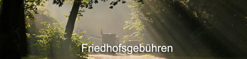 Friedhofsgebühren und die Friedhofsordnung der Stadt Cottbus, Peitz, Drebkau und vielen anderen finden sie hier.